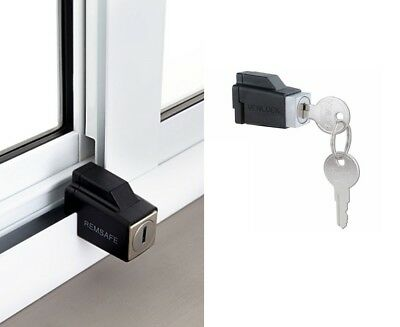 Remsafe Venlock, Aluminium Sliding Window Restrictor Lock, *child proof safety*