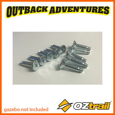 Oztrail Bolt 10 Pack Suit Deluxe Gazebo Zz-153-00034-A Spare Part