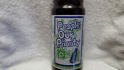 original people our priority Publix soda bottle made by royal crown Cola