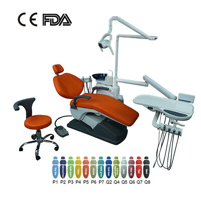 Portable Dental Unite Folding Chair Computer Controlled TJ2688 C3 DC Motor HOT