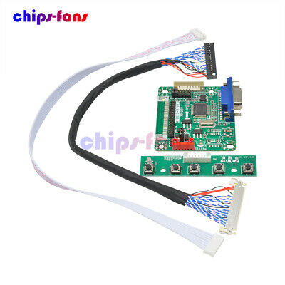 Universal New 5V MT6820-B LVDS LCD Monitor Driver Controller System Board CF