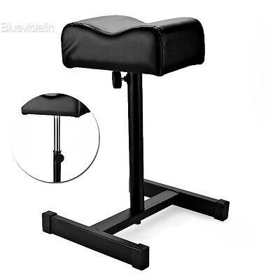New Salon Spa Massage Office Doctor Arm Leg Rest Adjustable Pedicure Stool BLLT