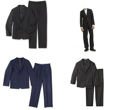 NWT Dockers Boy's 2 Pc Blazer, Suiting Pants Formal Dress Clothes Suit
