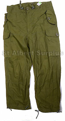 Canadian Army Combat Pants - 7036 - Wind Pants / Cold Weather - 576Fw