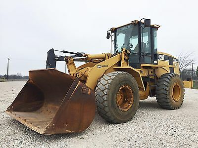 1999 Caterpillar 938G Wheel Loader Wheel Loaders