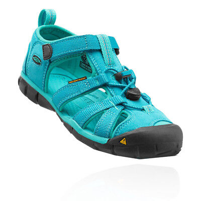 Keen Seacamp II CNX Junior Blue Walking Camping Sandals Summer Shoes