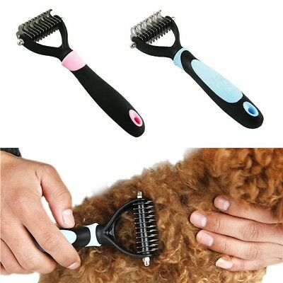 Poodle Hair Clipper Shaver Animal Cat Dog Hair Trimmer Blade Rake Grooming Tool