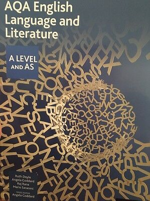 AQA A Level English Language and Literature: Student Book (Paperb. 9780198337492