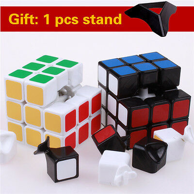 Puzzle Speed Twist Magic Ultra-smooth Kids Gift Toy Game Education Cube 3x3x3