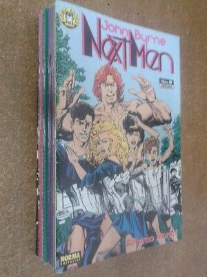 NEXT MEN (John Byrne) - Completa, 19 nºs