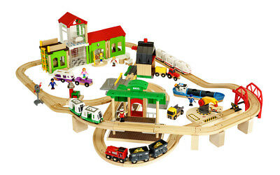 BRIO 33867 33870 BRIO World Set Deluxe NEU & OVP