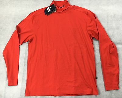 Ping Golf Finch Roll Neck Base Layer Large Red - 1st Class Post