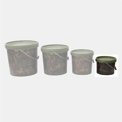 Bait Bucket Camo 2.5 Litre (Extra Small) by Gardner