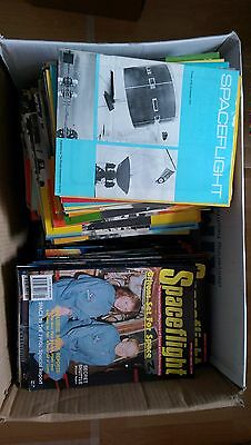 Approx 438 Spacelight Magazines 1969-2007