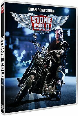 **Stone Cold - Blu ray NEW & SEALED - Brian Bosworth - Includes poster
