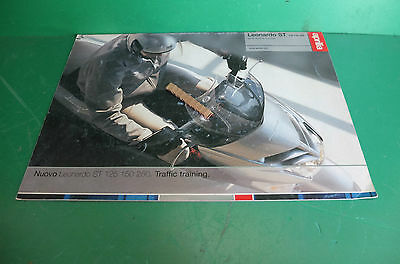 Aprilia Leonardo St Scooter Italy Racing Catalogo Brochure Depliant Catologue