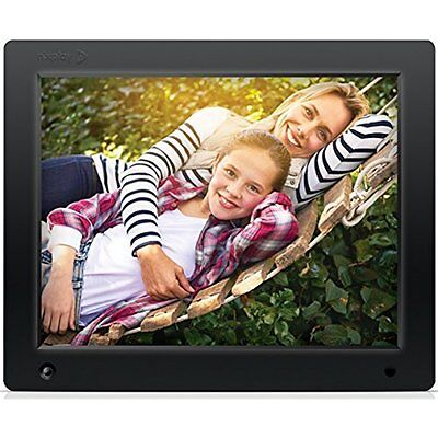 Nixplay Original 12 Inch WiFi Cloud Digital Photo Frame. iPhone & Android App,