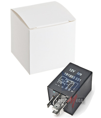 Wiper Interval Relay for VW Caddy, Golf, Jetta, Lupo, Passat, Polo, Sharan