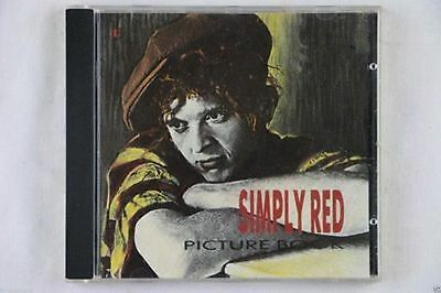 Picture Book Simply Red CD