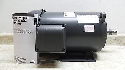 Dayton 36VF05 5 HP 1750 RPM 208-230/460V 3-Phase General Purpose Motor