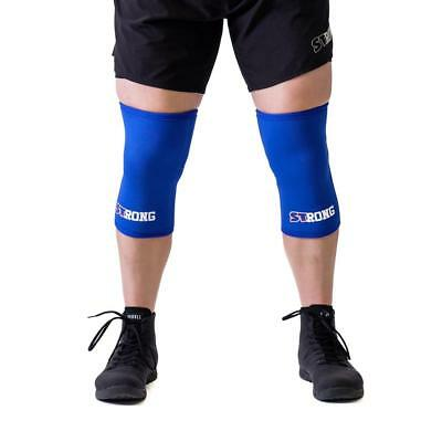 704fd1ae7d STRONG KNEE SLEEVES by Sling Shot - 7mm - Blue - $80.00   PicClick