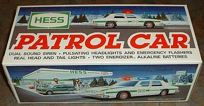 Hess Gasoline '93 Patrol Car