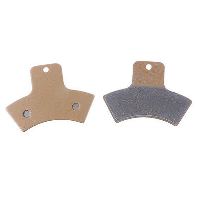 KAY Motorcycle Pair Rear Brake Pads New For Quadzilla QZ 300 E 2006-2007 400 4x4