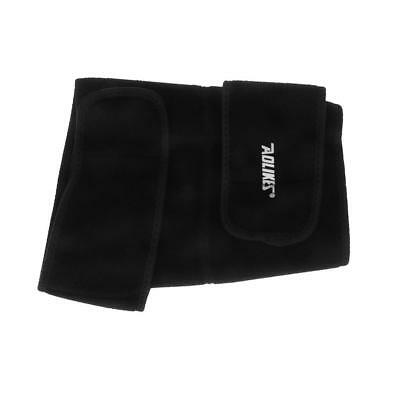 Balck Adjustable Thigh Bandage Compression Hamstring Brace Groin Support