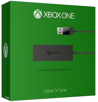 New Digital TV Tuner for Xbox One