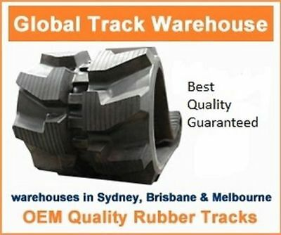 Excavator Rubber Track 230x72x43 RJ Direct From Manufacturer