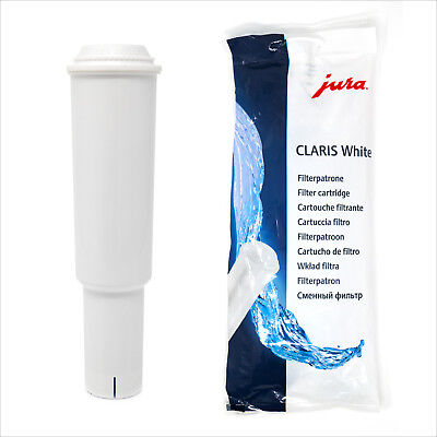 Genuine OEM Jura Claris White Water Filter for Coffee Machine Bean To Cup
