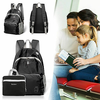 Durable Nylon Student School Bookbag /Children Sports Backpack / Travel Carryon
