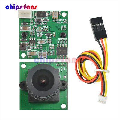 700TVL 2.8 mm FPV CCD Camera CCD Mini Security Video PCB Board For RC CF