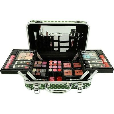 Mallette de Maquillage Pretty Vintage 62pcs - Gloss