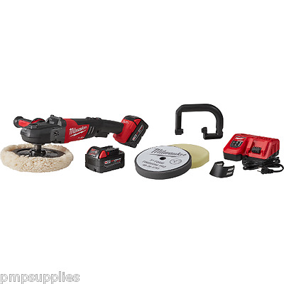 Milwaukee M18FAP M18 Fuel Cordless Brushless Polisher FREE Menzerna 1ltr HC1000