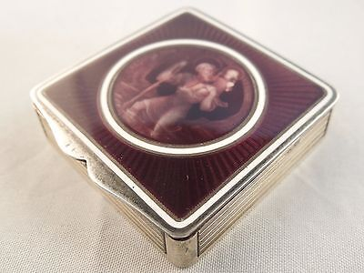 +++ Russian Silver Miniature Of Karl Fabergé Very Rare +++ Not Soviet +++