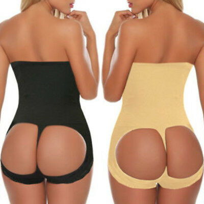 Women Butt Booty Lifter Shaper Bum Lift Pants Buttocks Enhancer Boyshorts Briefs