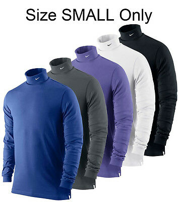 Nike Golf Dri-Fit Base Layer Roll Neck RRP£35 - 1st Class Post - SMALL ONLY
