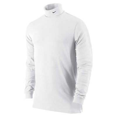 Nike Golf  Dri-Fit Roll Neck Base Layer RRP£35 XXL White - 1st Class Post