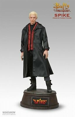 Sideshow SPIKE Premium Format Exclusive Statue Buffy the Vampire Slayer