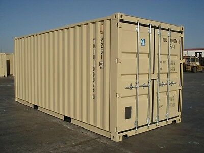 New 20' Shipping Container  Cargo Container  Storage Container in Dallas, Texas