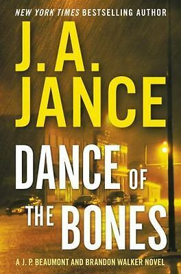 J. A. Jance Dance of the Bones - Hardcover - 1st Edition