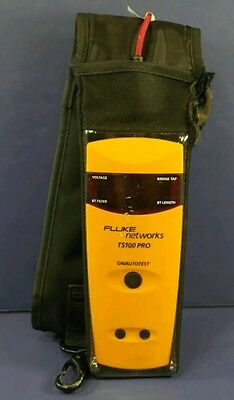 Fluke TS100 Pro Cable Fault Finder, Good Condition!