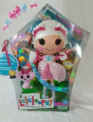 Lalaloopsy Suzette La Sweet Large Collectors Doll~ New!
