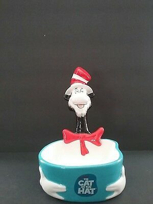 Dr seuss cat in the hat candy dish
