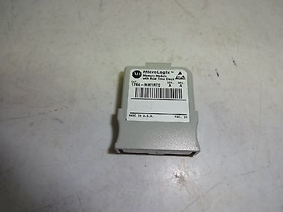 Allen-Bradley Micrologix Memory Module with Real Time Clock 1764-MM1RTC