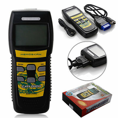 U581 Car Diagnostic Scanner Scan Tool Engine Auto Vehicle Fault Code Reader