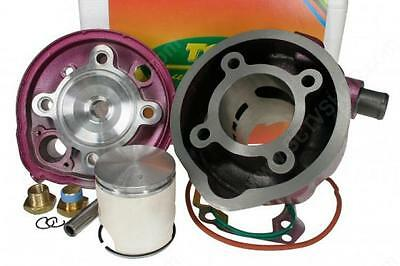 9912800 CILINDRO TOP 2PLUS 70CC D.47 YAMAHA AEROX 50 2T LC euro 2 SP.10 GHISA