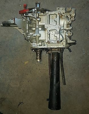 9.9hp 15hp evinrude johnson outboard motor power head