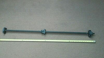 NSK Ball Screw 15-01A 06K3 1200mm CNC Router Travel 1024mm